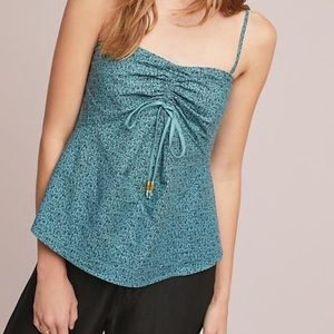 Anthropologie Maeve Cannes Convertible Top NWT